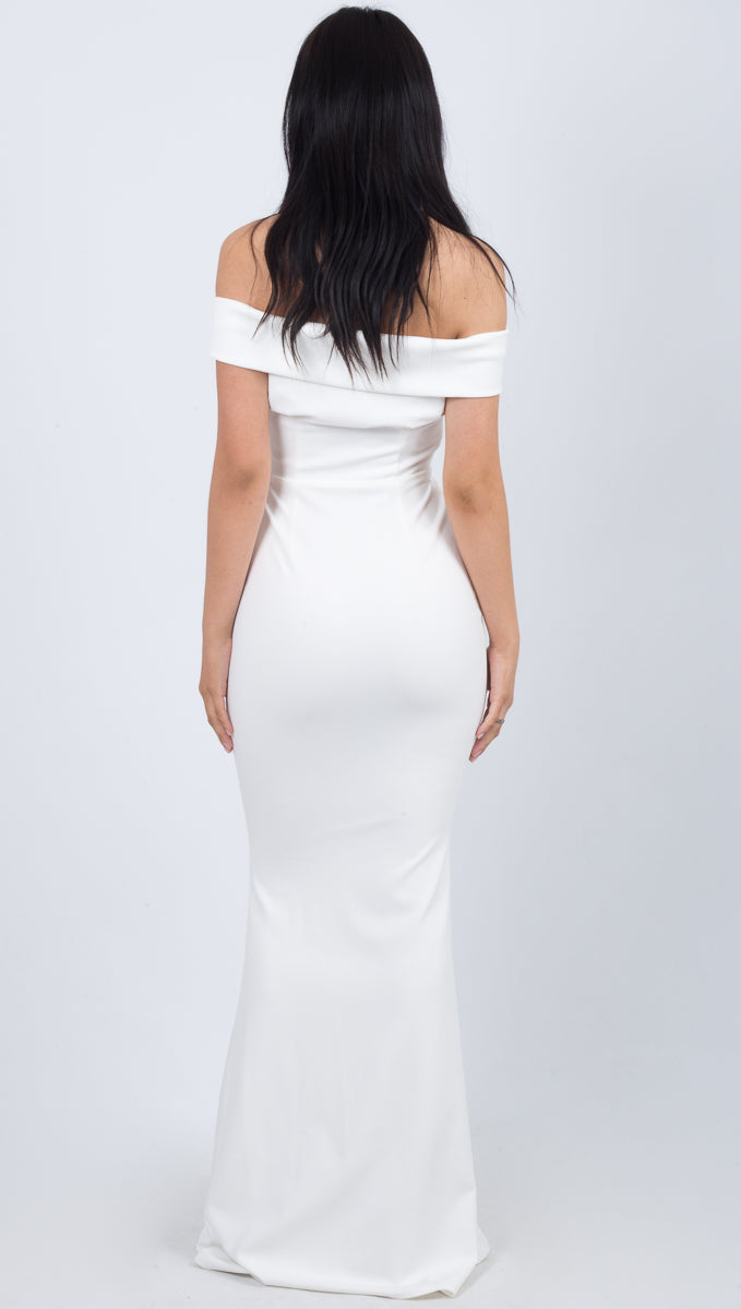 Legacy Gown - Ivory