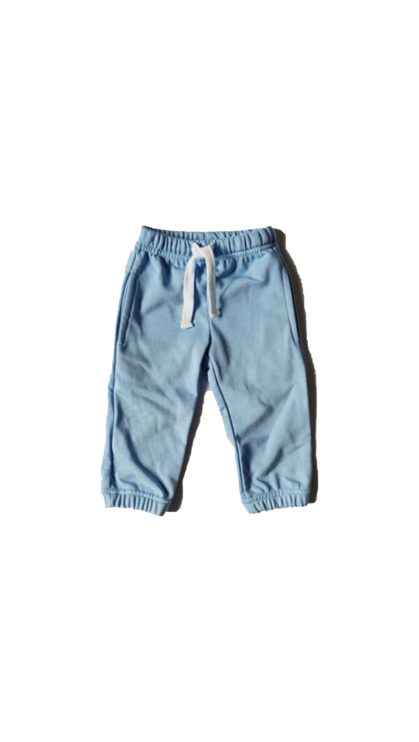Light Sweatpants - Cerulean