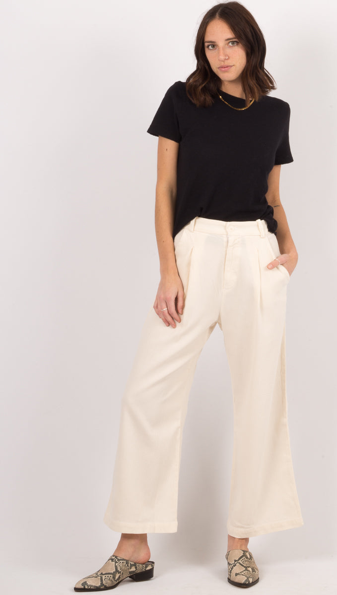 Lacausa Ivory Trousers