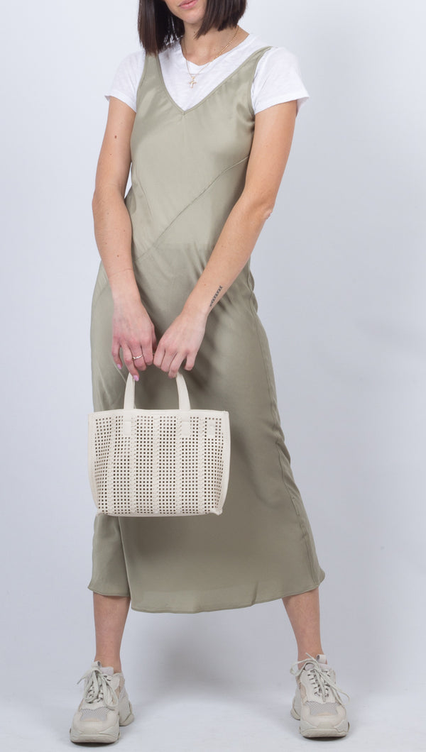 Larissa Dress - Sage