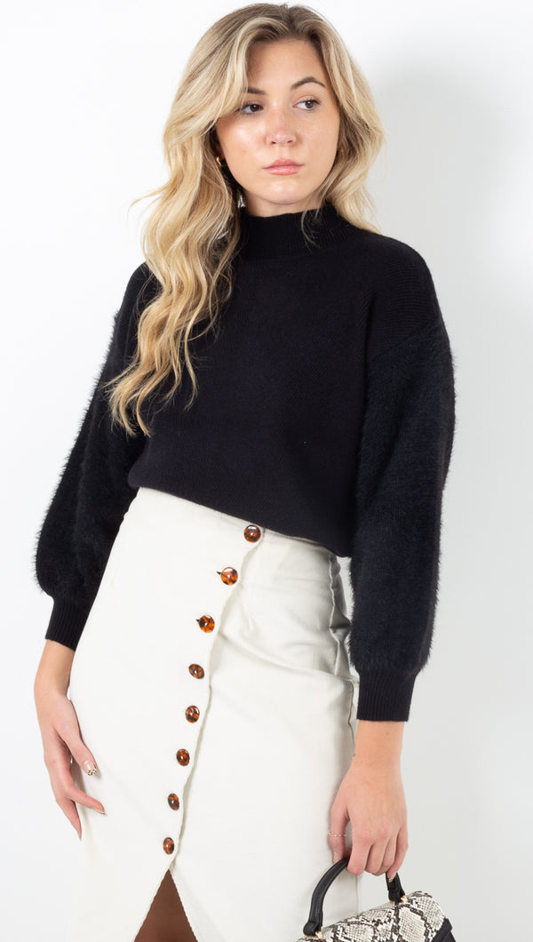 Claire Sweater - Black