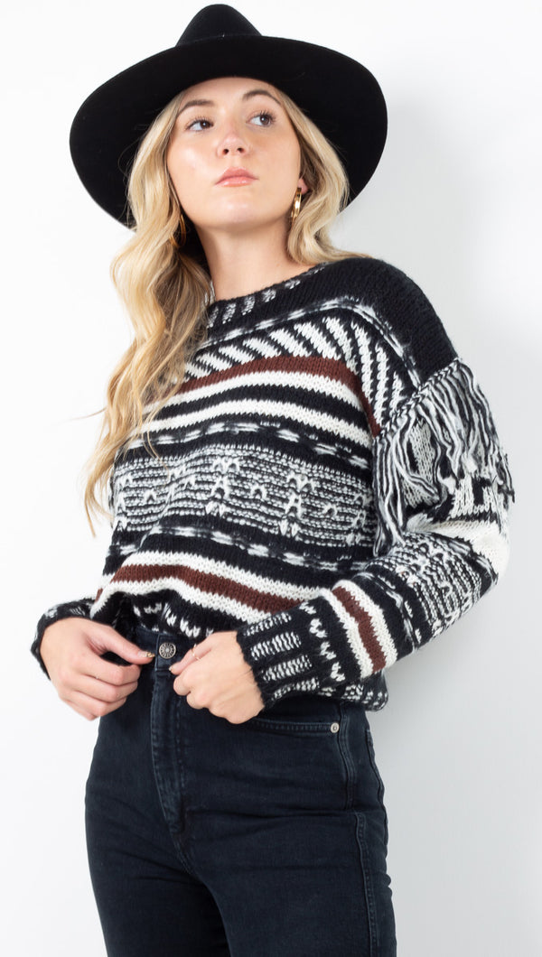 Allie Sweater - Multi