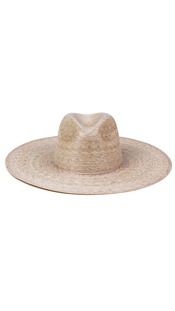 Palma Wide Fedora - Natural