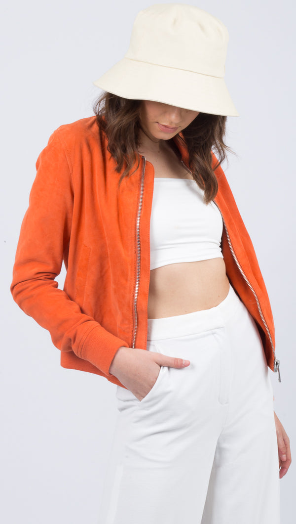 Min Bomber - Sunset Orange