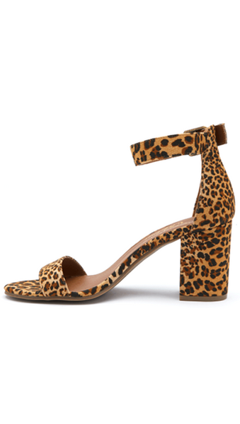 Sashed - Tan Leopard