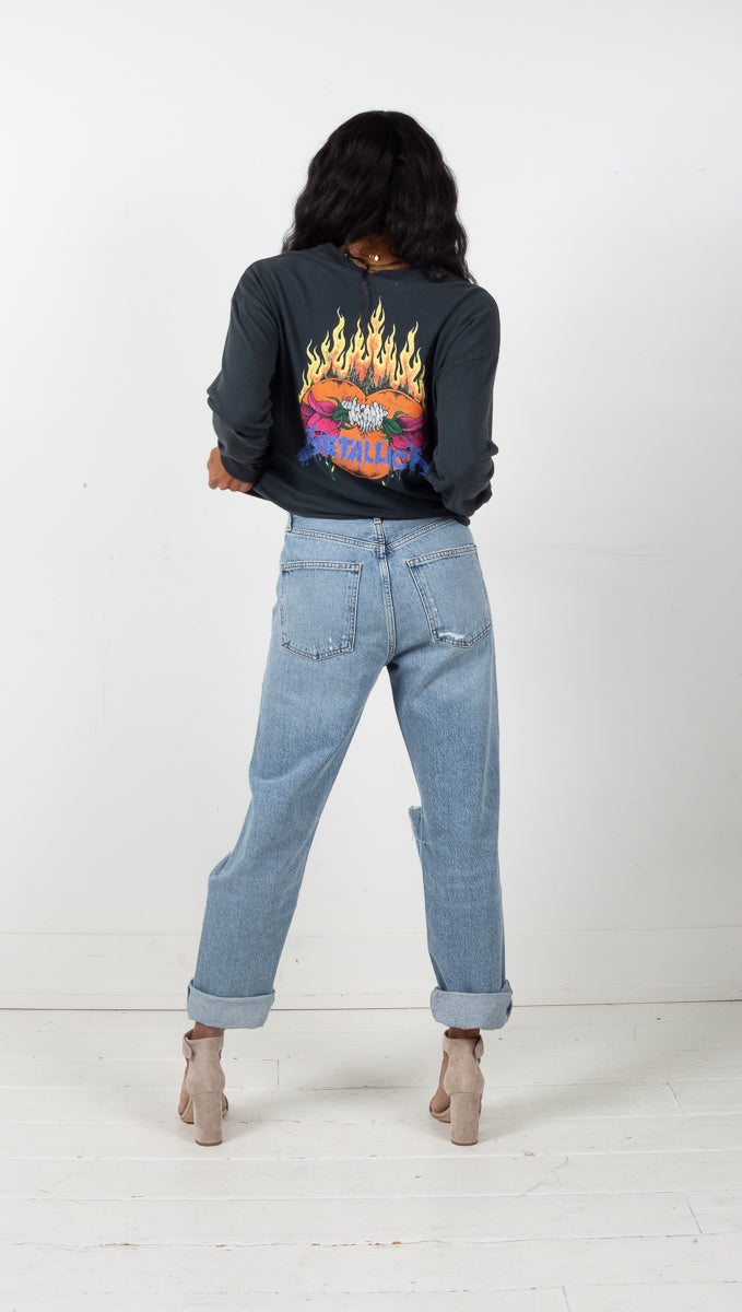 90's Mid Rise Loose Fit - Major