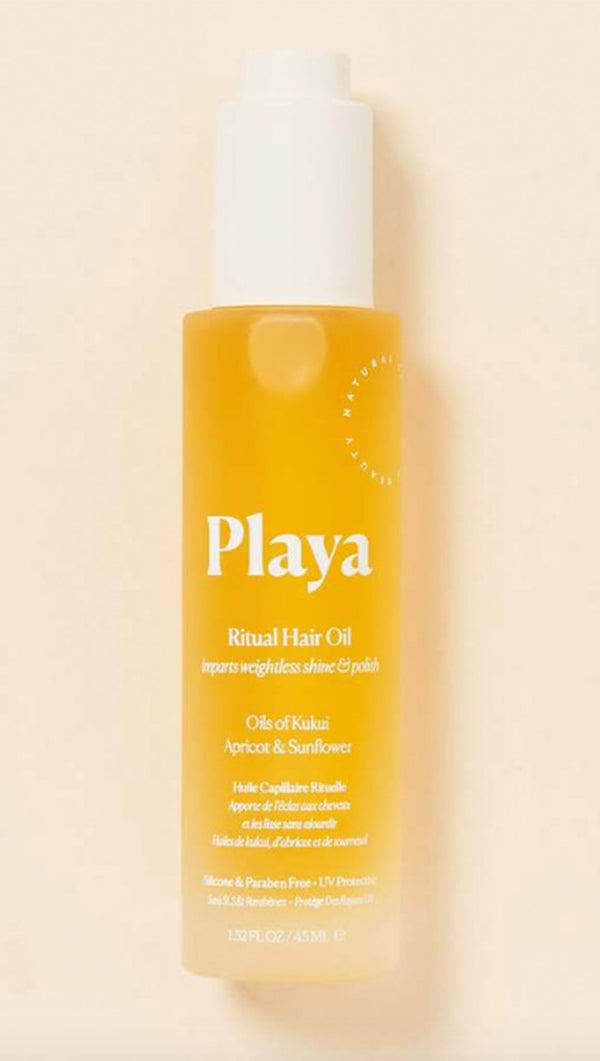 Playa Ritual Hair Oil