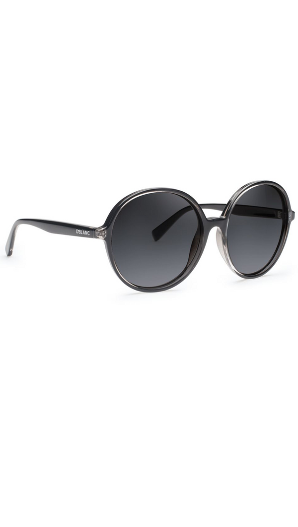 Prose Sunglasses - Black Crystal/Gradient