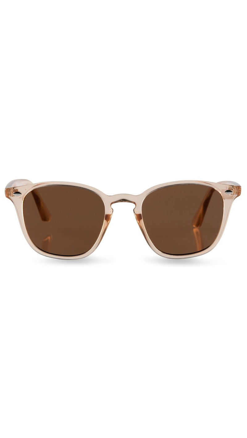 Reality Eyewear Champagne Tan Sunglasses