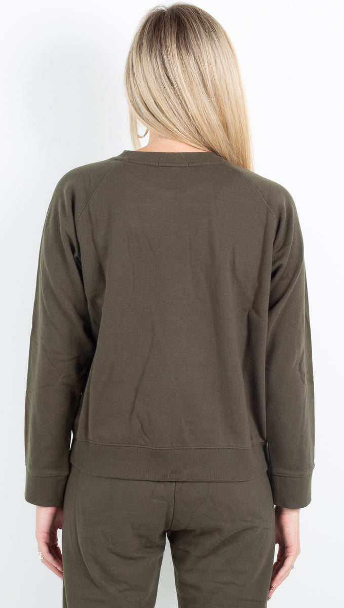 Women's Fleece Sweatshirt - More Colors