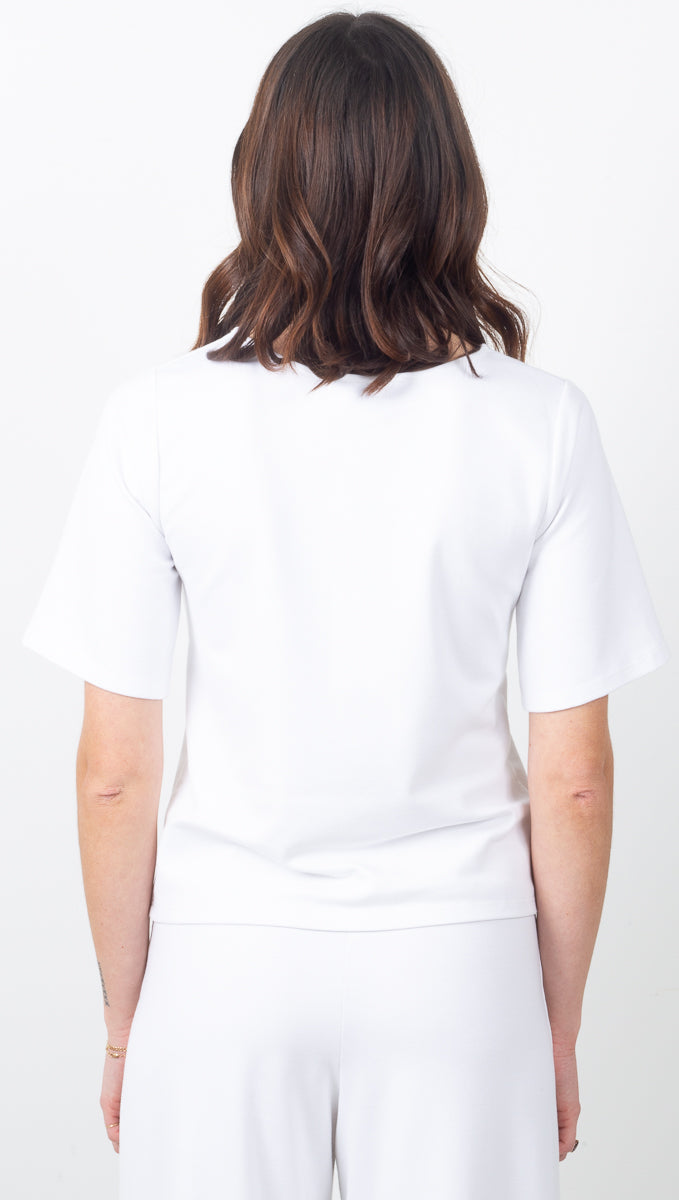 Clare Top - Off White