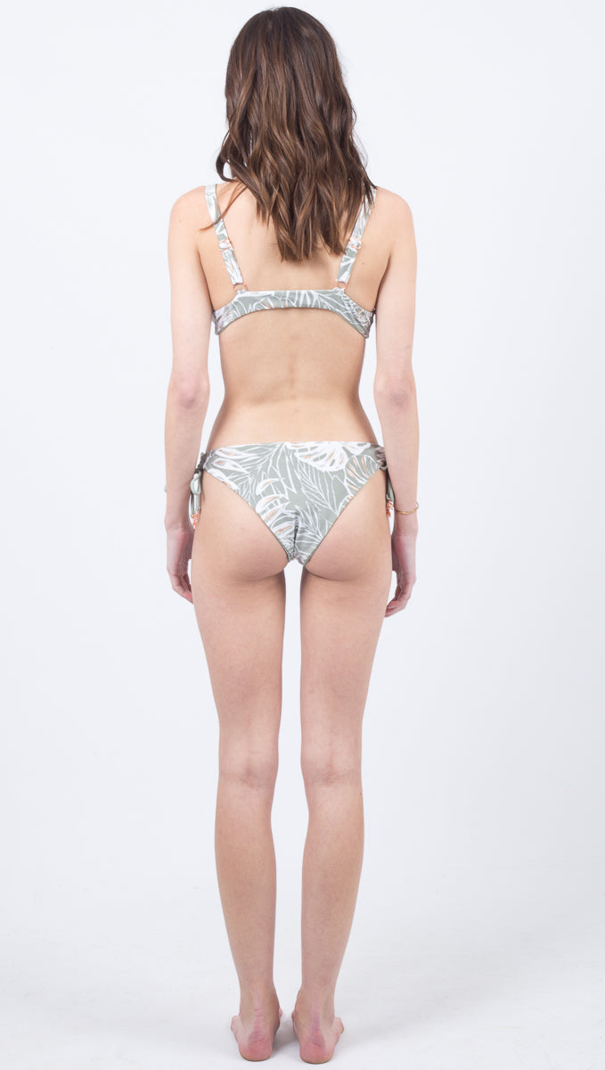 Amazon Midi Bikini Pant - Sea Foam