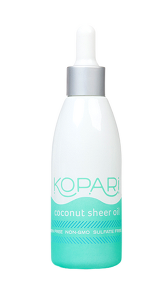 Coconut Sheer Oil - 1.7 oz