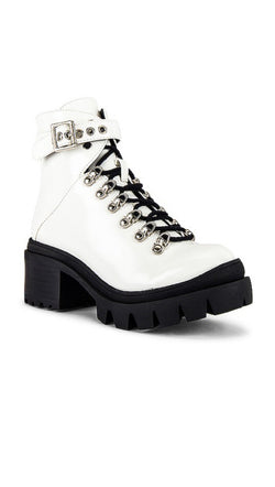 jeffrey campbell white matte black czech boot