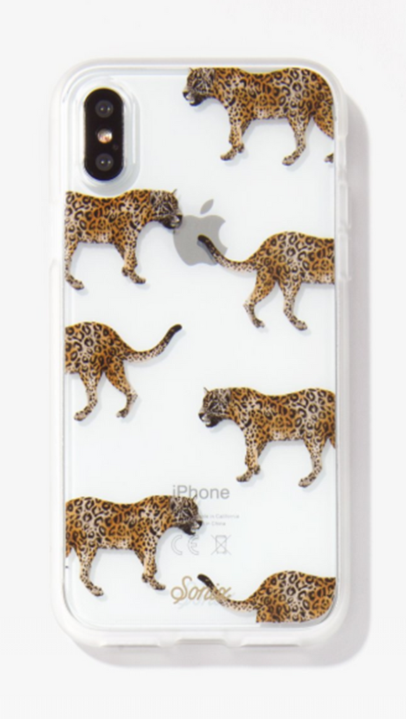 Leopard Animal iPhone Case