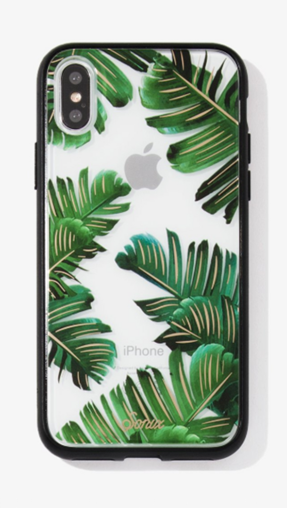 Sonix Palm Leaf iPhone Case