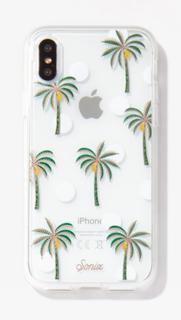 Sonix Palm Tree iPhone Case