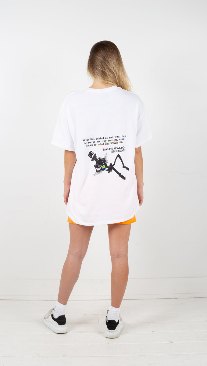 Within Us T Shirt - White
