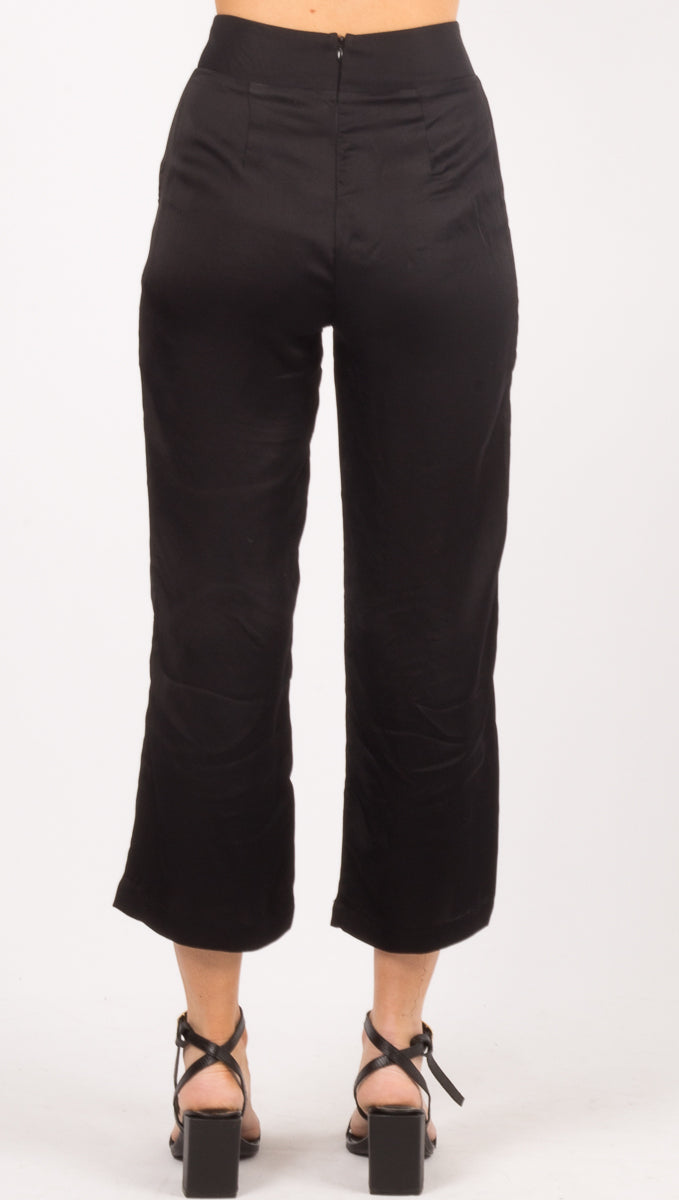 The Olsen Pant - Black