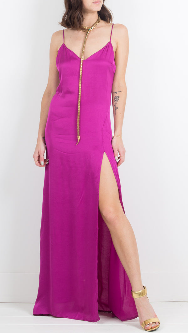 Ever Thine Maxi Slip - Eye Candy