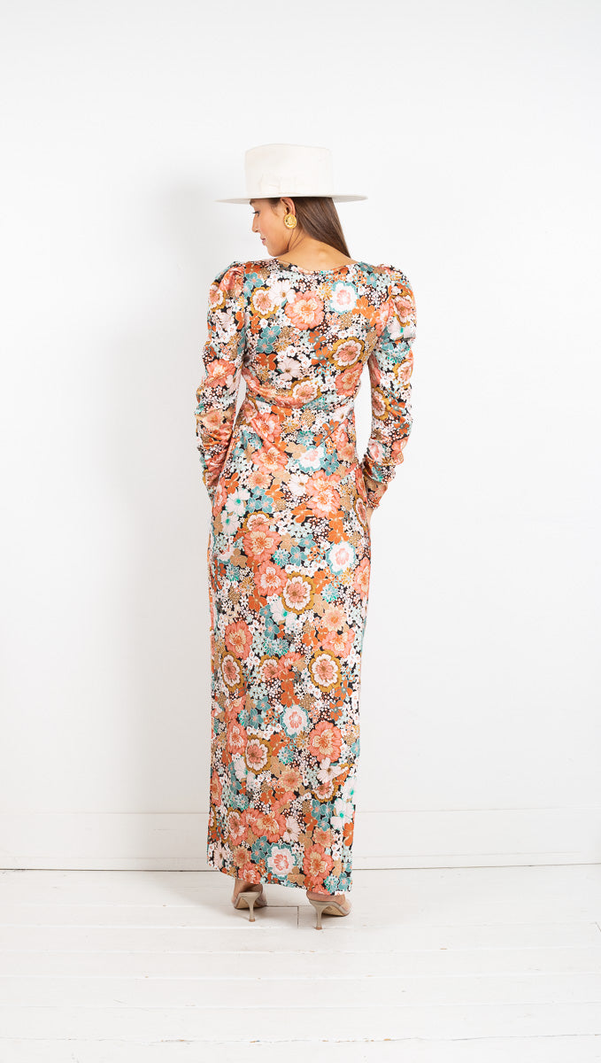 Polly Maxi Dress - Sienna