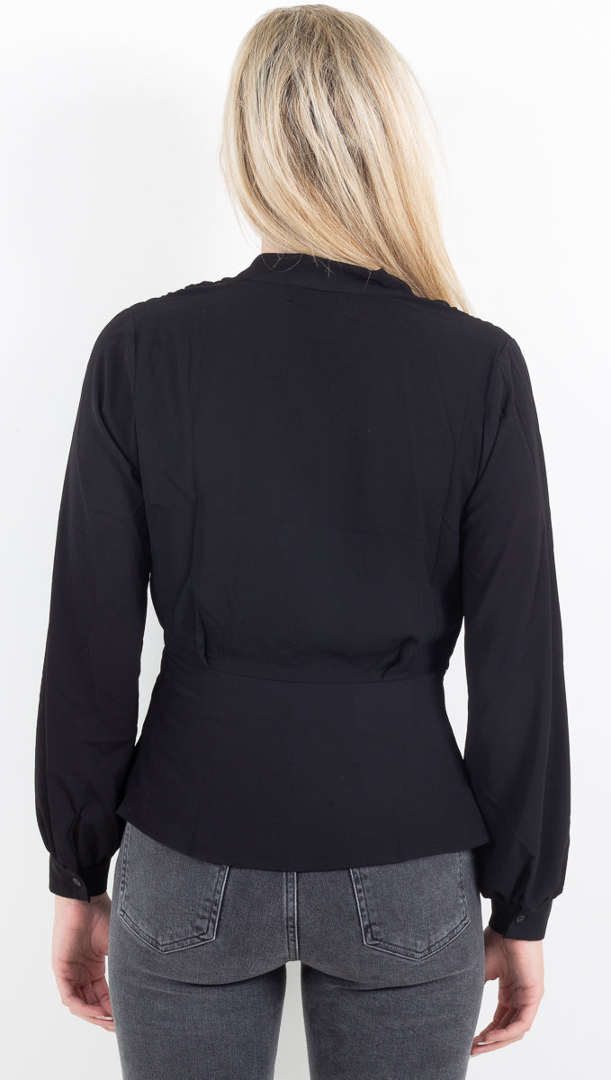 Mia Blouse - Black