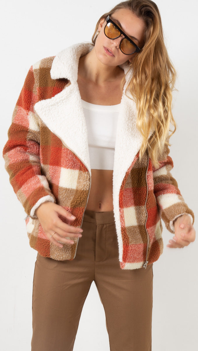 Mont Blanc Jacket - Plaid