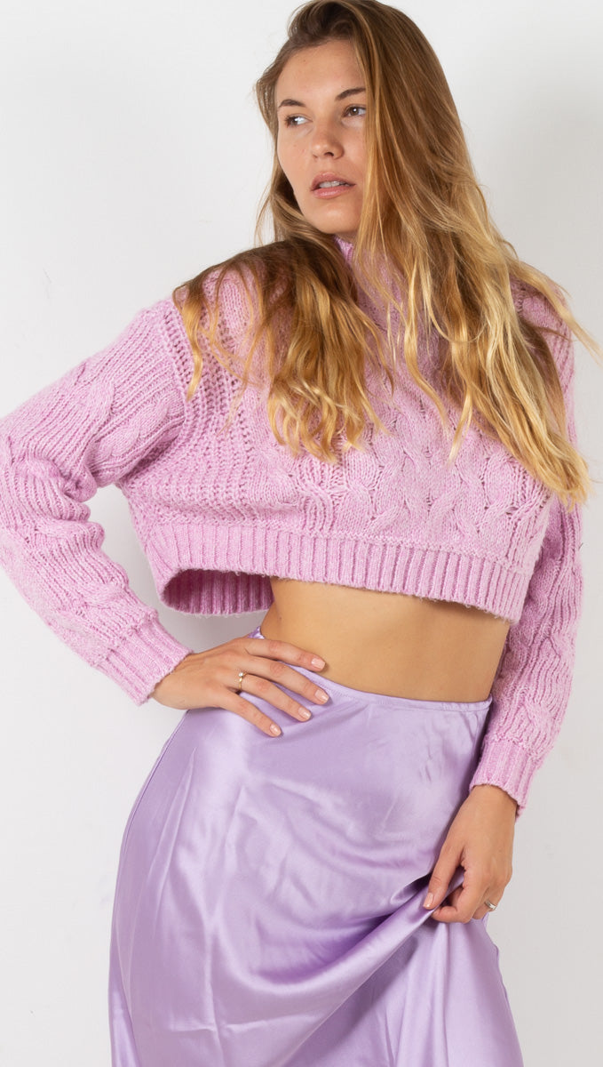 Roxy Sweater - Orchid