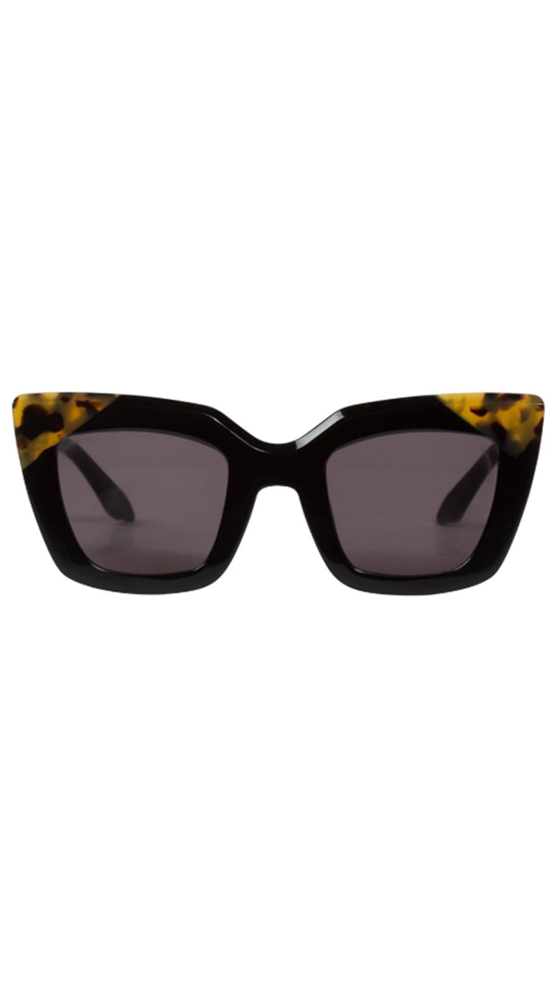 Valley Eyewear Black/Tortoise Sunglasses