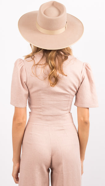 Le Jules Top - Pink