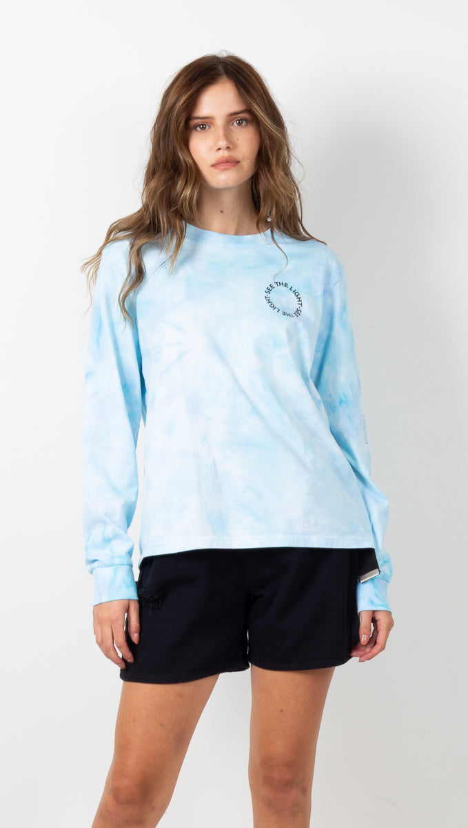 Van De Vort See The Light Long Sleeve Tie Dye