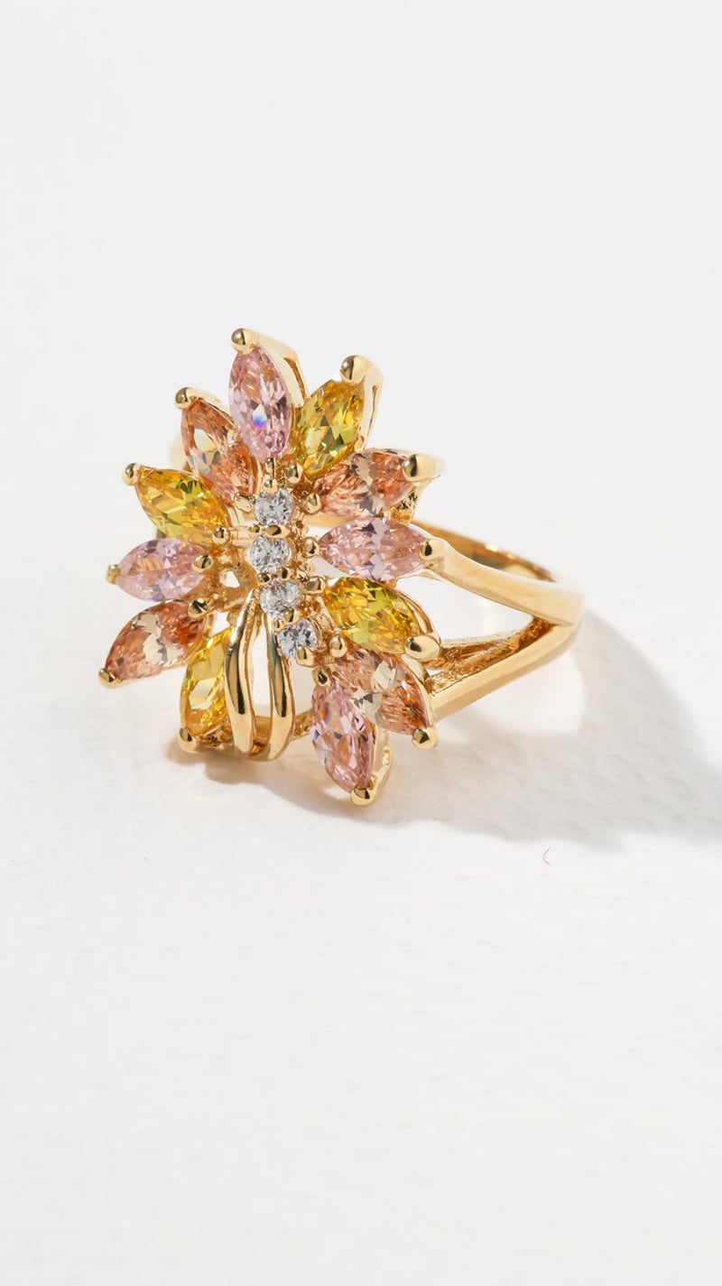 The Charisse Ring - Gold