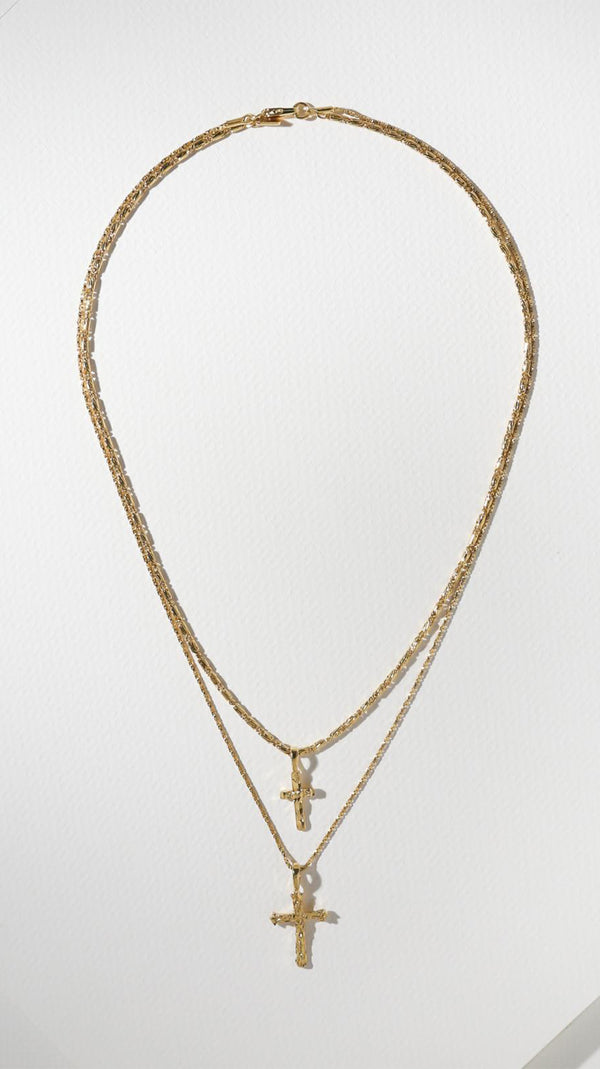 The Clara Necklace - Gold