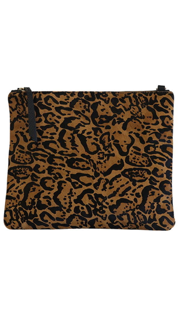 Vash Cheetah Hand Clutch
