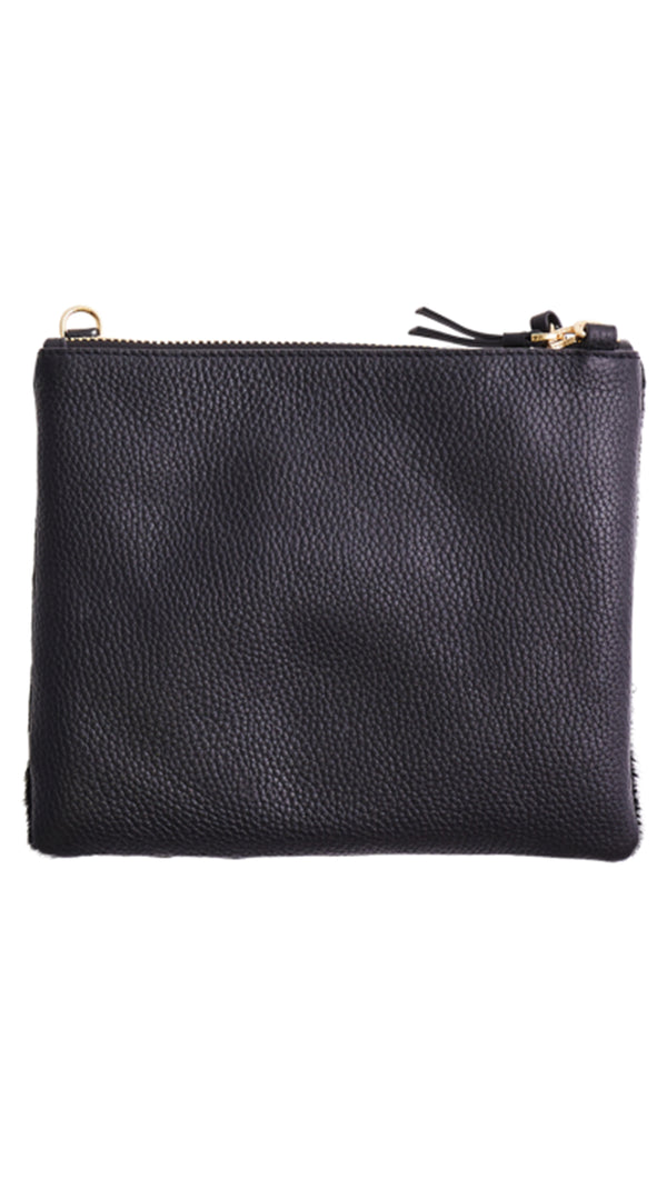 Mickey Black Hide 2 Clutch