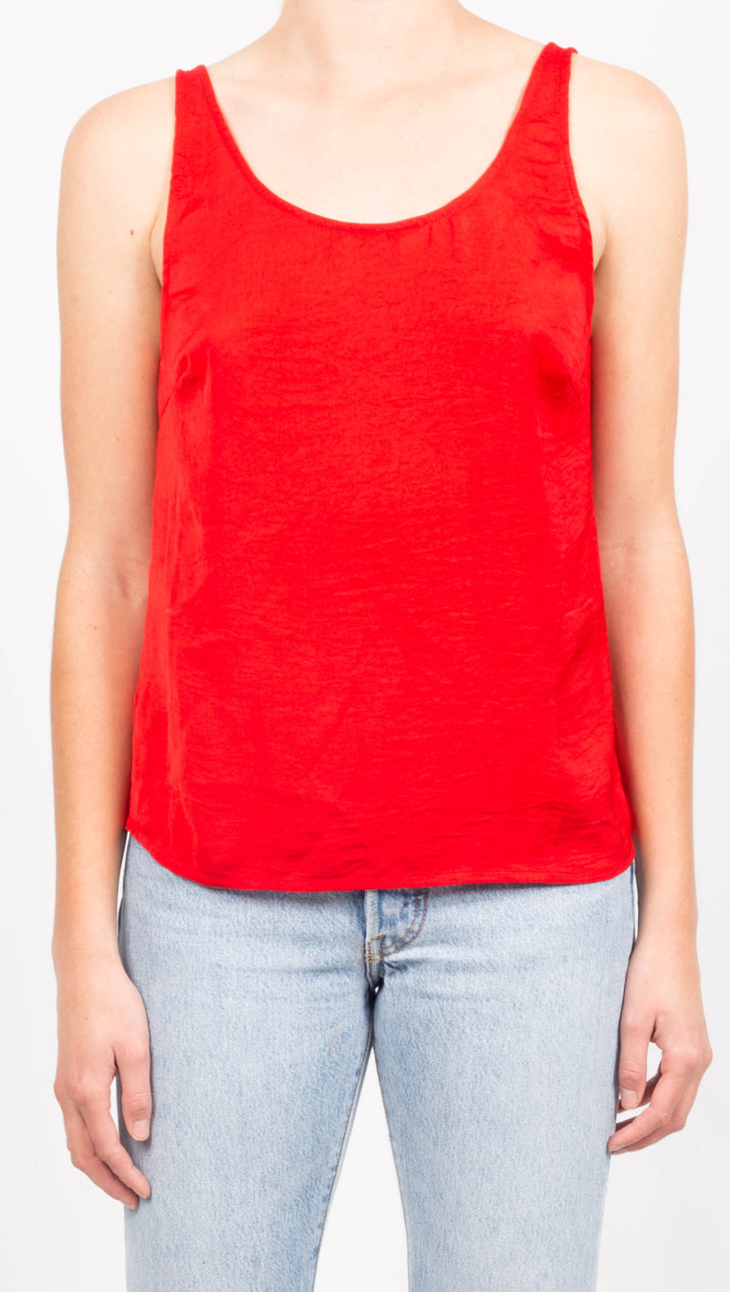 Lily Tank - Red