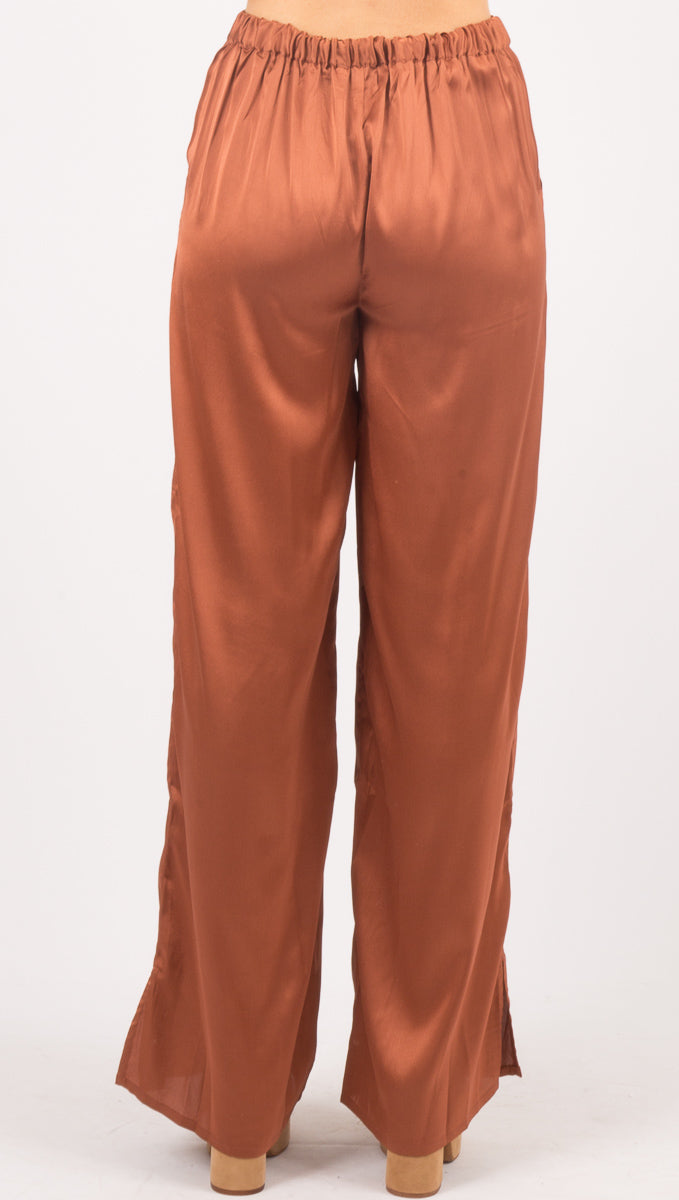Midnight Hour Pant - Mocha