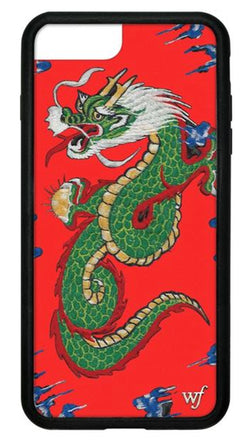 Red Dragon iPhone Case - 6/7/8