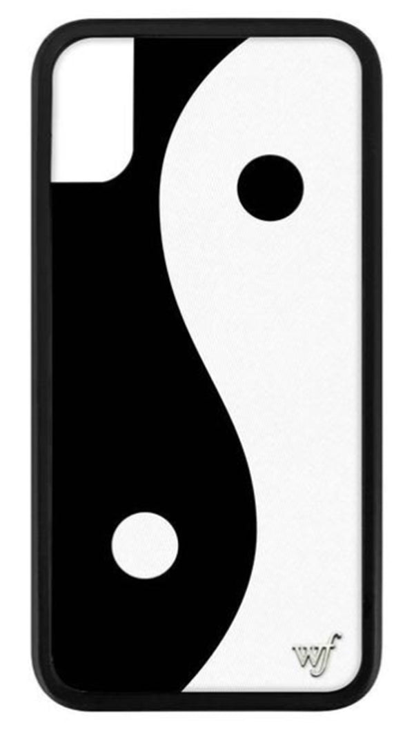 Yin Yang iPhone Case - X