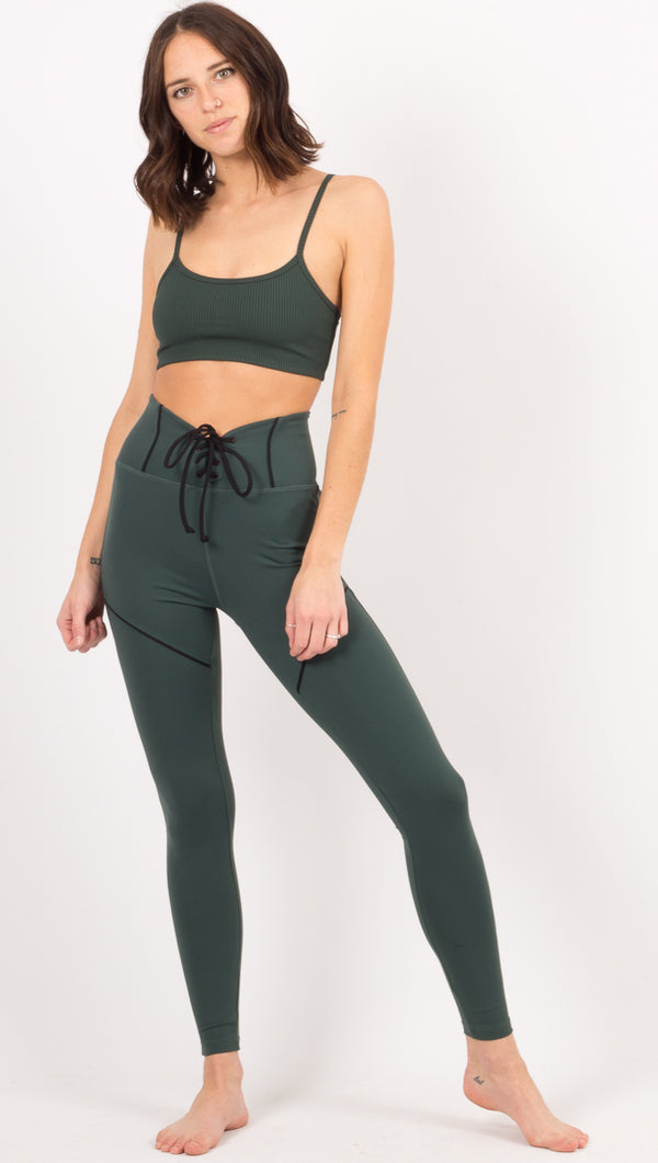 Hockey Legging - Forest