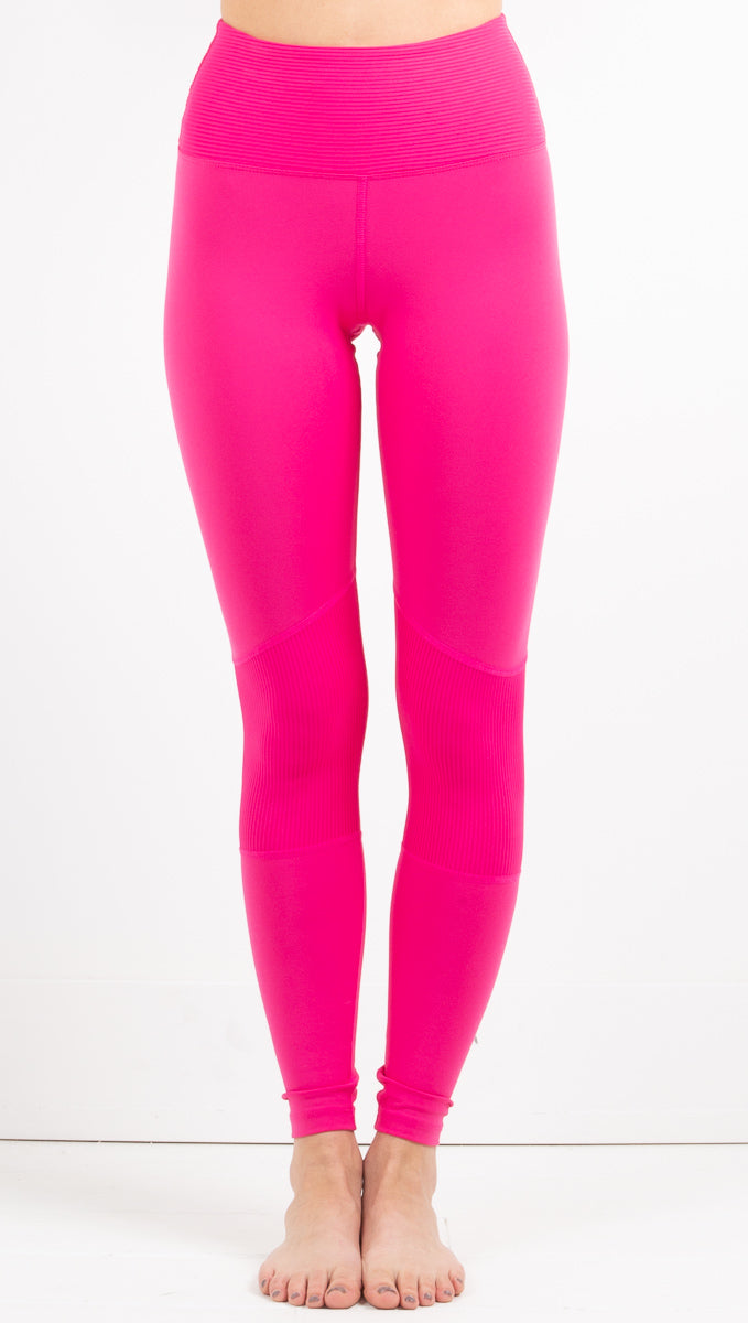 The Jab And Hook Legging - Magenta