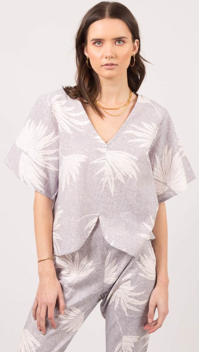 Shelter Top - Print