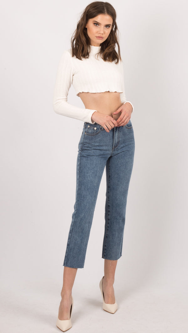 Zulu And Zephyr Mid Rise Jeans