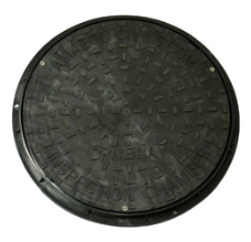 Underground Manhole Cover 450mm - Home Improvement Supplies Ltd