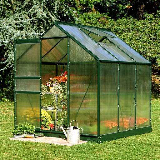 4mm Greenhouse Plastic Polycarbonate Sheeting 610 x 1220 - Home Improvement Supplies Ltd