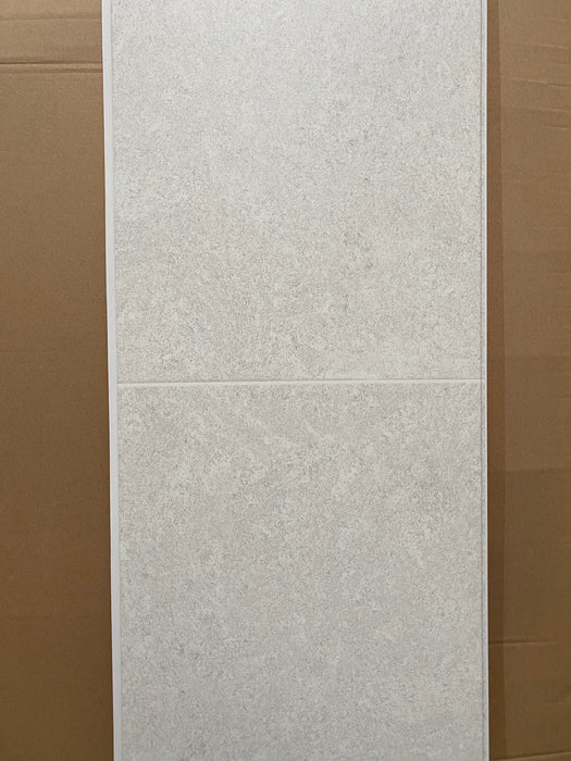 Clearance!! Aragonite Large Tile Wall Panelling Pack of 11 - 2.7m x 300mm x 8mm