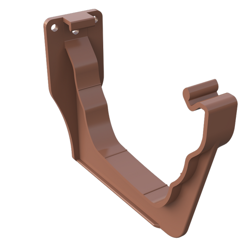 Freeflow Ogee Gutter Bracket Brown - Home Improvement Supplies Ltd