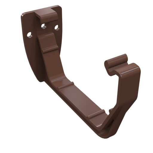Freeflow Square Gutter Bracket Brown - Home Improvement Supplies Ltd