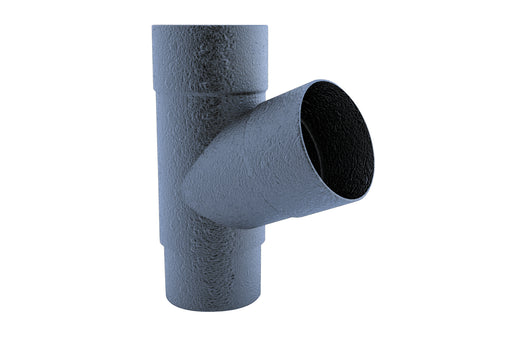 Cast Iron Effect Downpipe Branch - Home Improvement Supplies Ltd