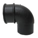 Cast Iron Effect 90 Degree Offset Bend - Home Improvement Supplies Ltd